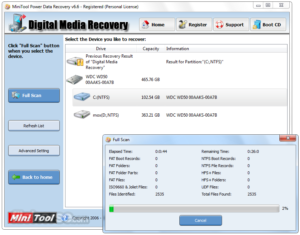 mini tool power data recovery key 7.5